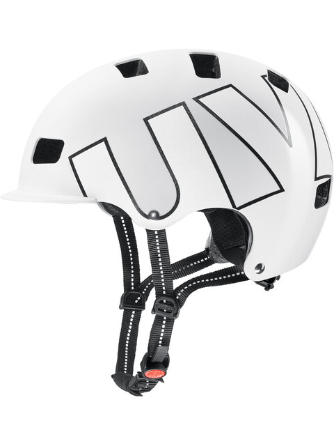 UVEX Helmet 5 Bike Pro white-black matt